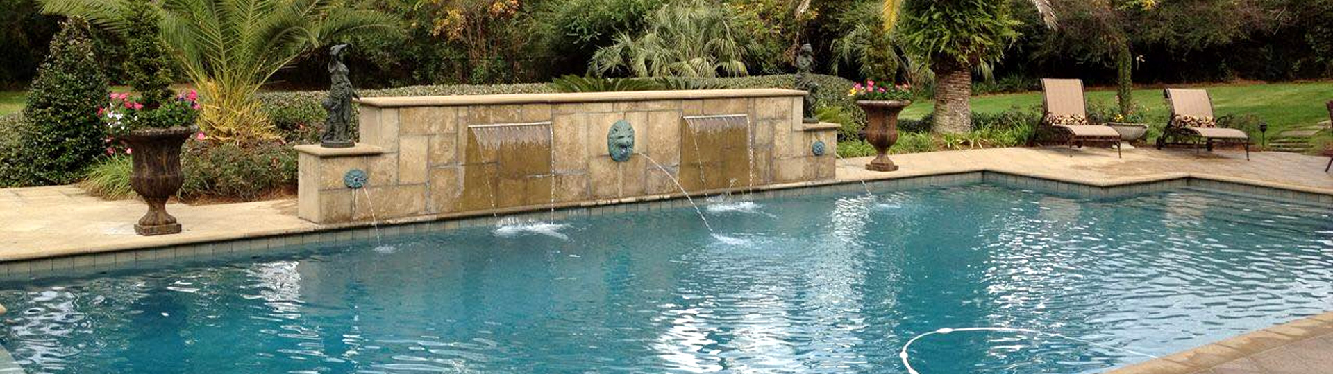 Pool Design, Construction, Repair And Maintenance | Mobile Alabama